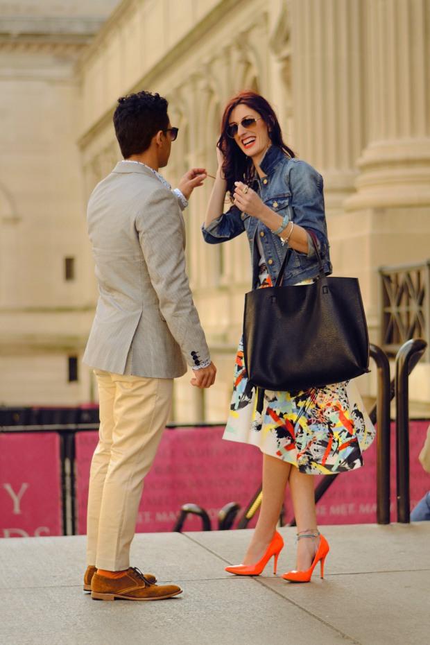 Fashion at Metropolitan NYC