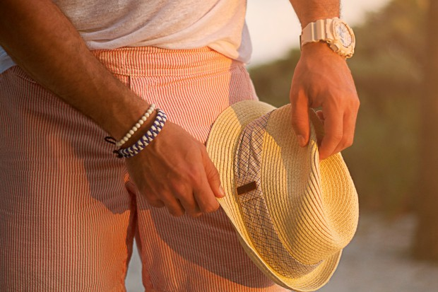 Levi's Panama hat