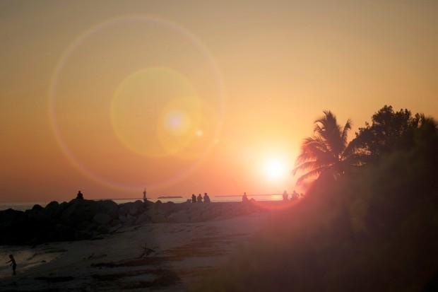 Stunning Sunset Key West