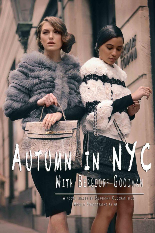 Bergdorf Goodman Fall 2014